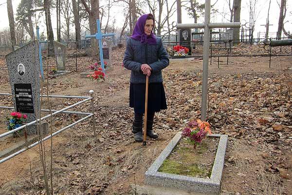Тайна партизанской могилы