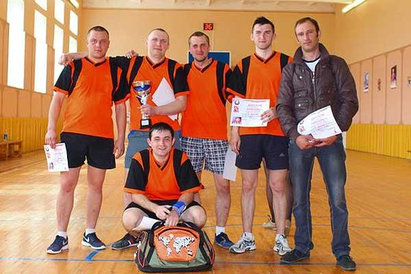 Баскетбол: победили «шинники»