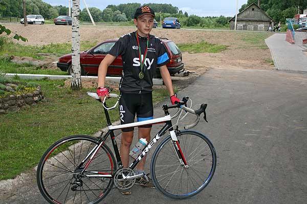 Павел Кочергин: велошколу нельзя подводить