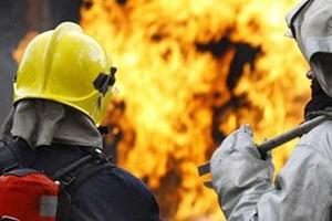 Пожарные в Толочине спасли мать с четырехлетней дочерью