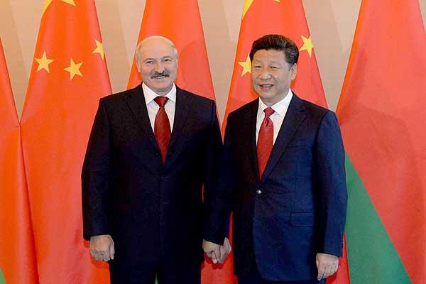 Тема недели: развитие двусторонних отношений Беларуси и Китая