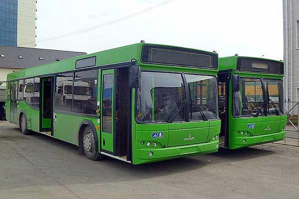 Маршруты движения городских автобусов временно изменятся