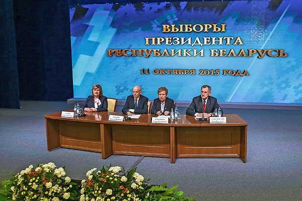 Александр Лукашенко победил на выборах Президента Беларуси, набрав 83,49% голосов