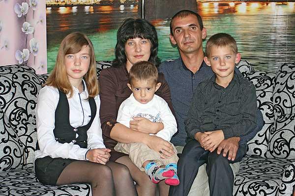 Семейные ценности: особый внутренний мир Татьяны Ковалевой