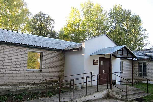 Амбулатория в Обольцах больше, чем амбулатория