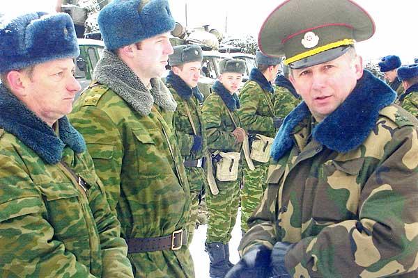 Вооружение белорусских ракетчиков и артиллеристов не уступает однотипным средствам зарубежных армий