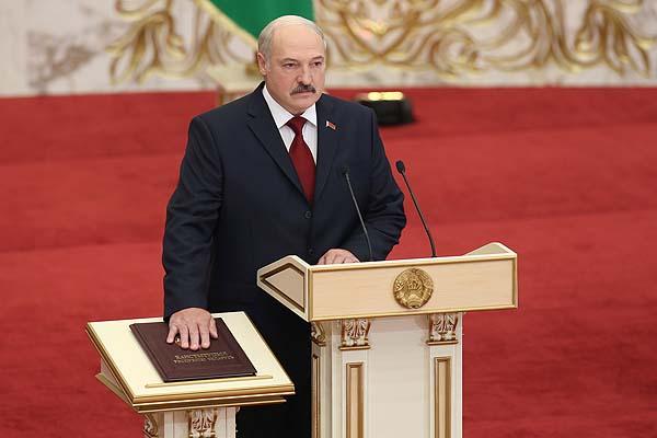 Тема недели: инаугурация Президента Республики Беларусь