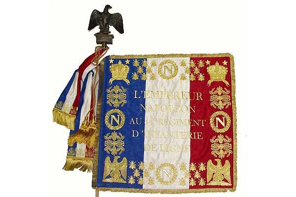 Французы свои боевые знамена сжигали на Толочинщине