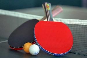 Настольный теннис: дебютанты не затерялись