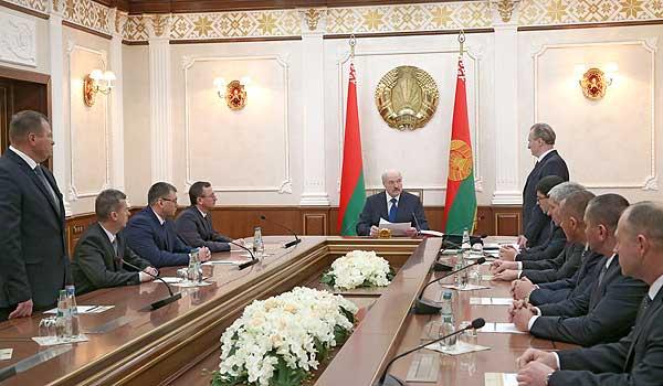Тема недели: Лукашенко принял кадровые решения