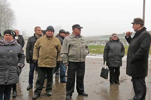 Ряд проблем в животноводстве обусловлен бесхозяйственностью руководителей и специалистов