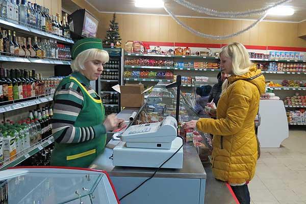 Толочинский элеватор расширил свою торговую сеть магазином в Славенях