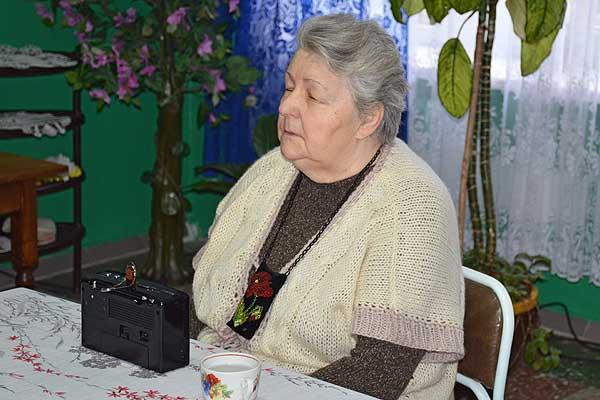 Когда мир видится душой: потеряв зрение, жительница Коханово не рассталась со своим хобби — петь