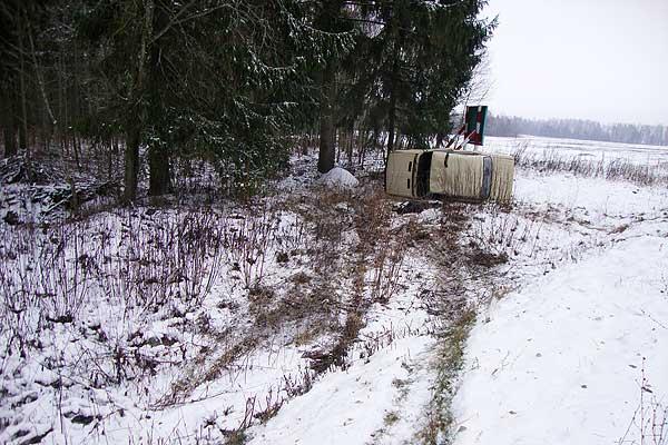 Авария со смертельным исходом произошла на территории Толочинского района