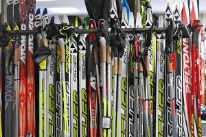 Много снега — лыжи ждут