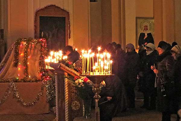 Рождество Христово: праздник веры, надежды, любви