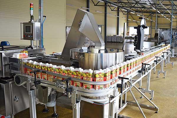 Поиск сегодня с думой о завтрашнем: на Толочинском консервном заводе запустили производство соков