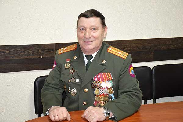 Полковник запаса Тимофей Глобин одним из первых входил в Афганистан