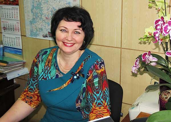 Людмила Игнатович: не представляю себя на другом поприще