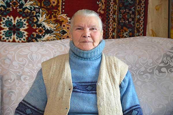 Ганна Кубарская з ліку гасцінных і з вялікай душою людзей