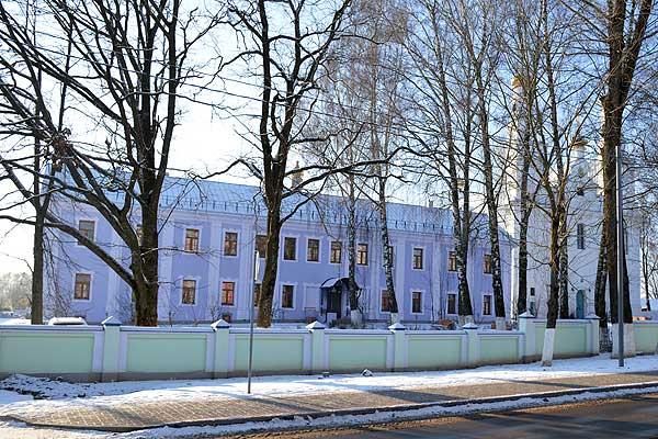 Свято-Покровский монастырь в Толочине включен в республиканский план по проведению Года культуры