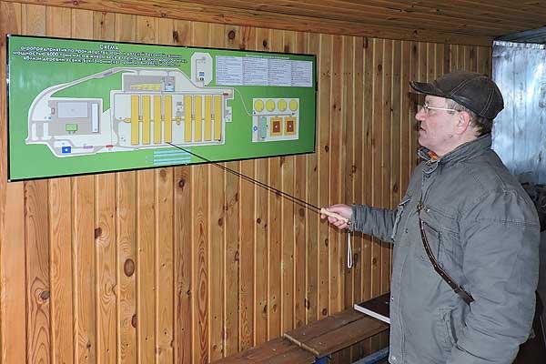 Інвест-праект беларуска-дацкага прадпрыемства паспяхова стартаваў у Талачынскім раёне