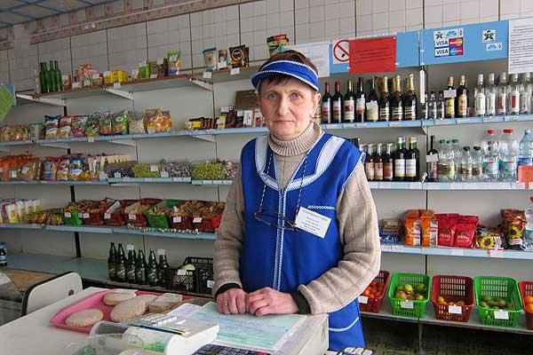 С магазином в Волковичах связывают будущее деревни