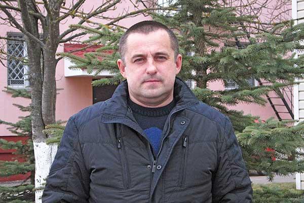 Партрэт з Дошкі гонару: Сяргей Навумаў вярнуўся да любімай справы