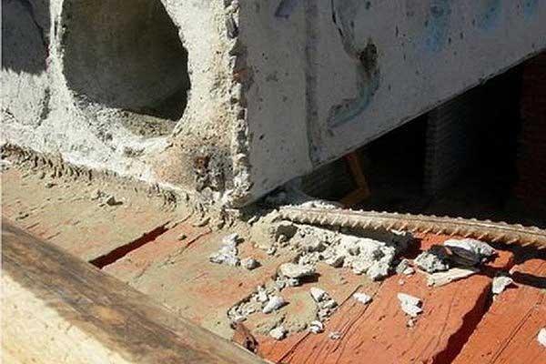 В Толочинском районе при разборке постройки погиб мужчина