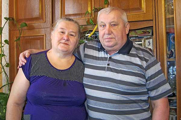 Валерий и Галина Рудько — люди, которые умеют любить и трудиться