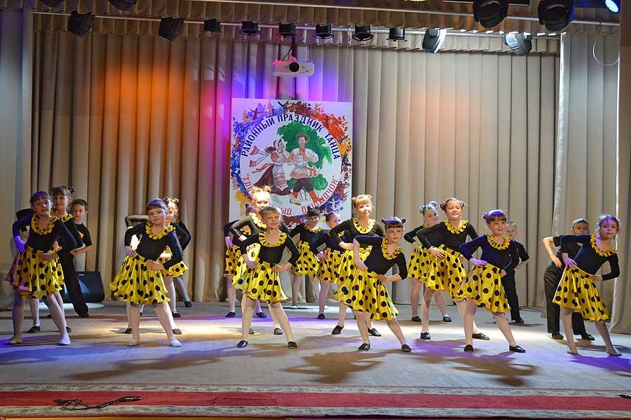 В ритме танца: в Толочине состоялся праздник «Хрустальный башмачок-2016» (+фото)