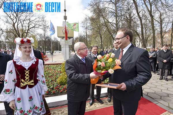 Толочинский район признан победителем областного соревнования