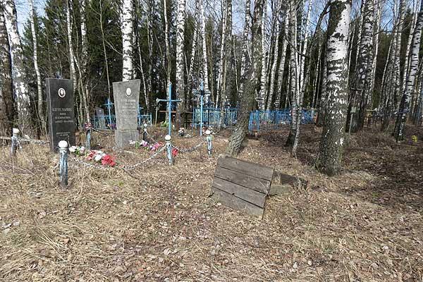 Кладбища ранней весной представляют собой неприглядное зрелище (+фото)