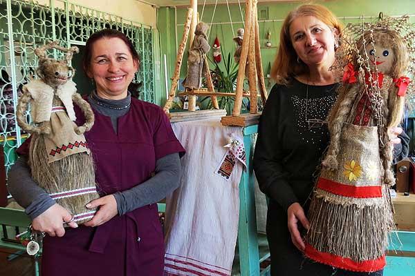 В Кохановской средней школе дают новую жизнь старым вещам