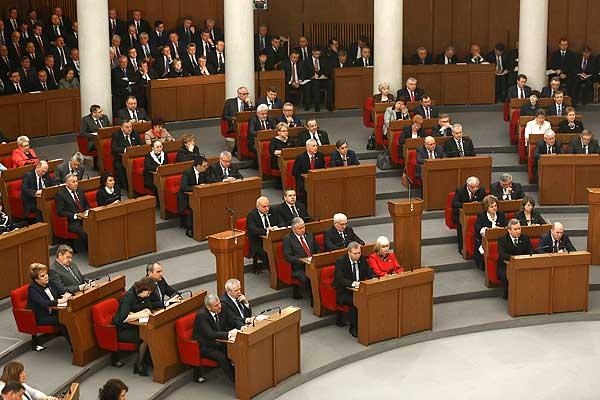 Тема недели: Послание Президента белорусскому народу и Национальному собранию. Комментарии