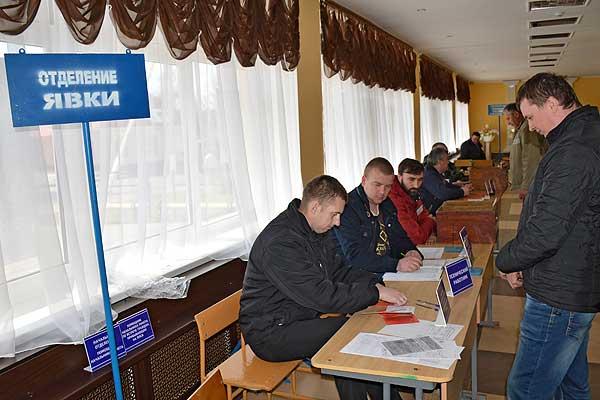 В Толочине отработали мобилизационные мероприятия