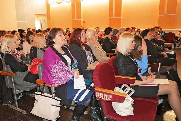 На родительской конференции рассмотрены вопросы взаимодействия родителей, педагогов и общества