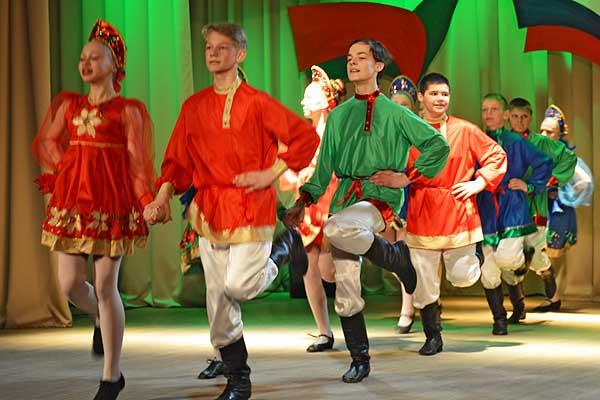 В Толочине свое мастерство продемонстрируют танцоры района