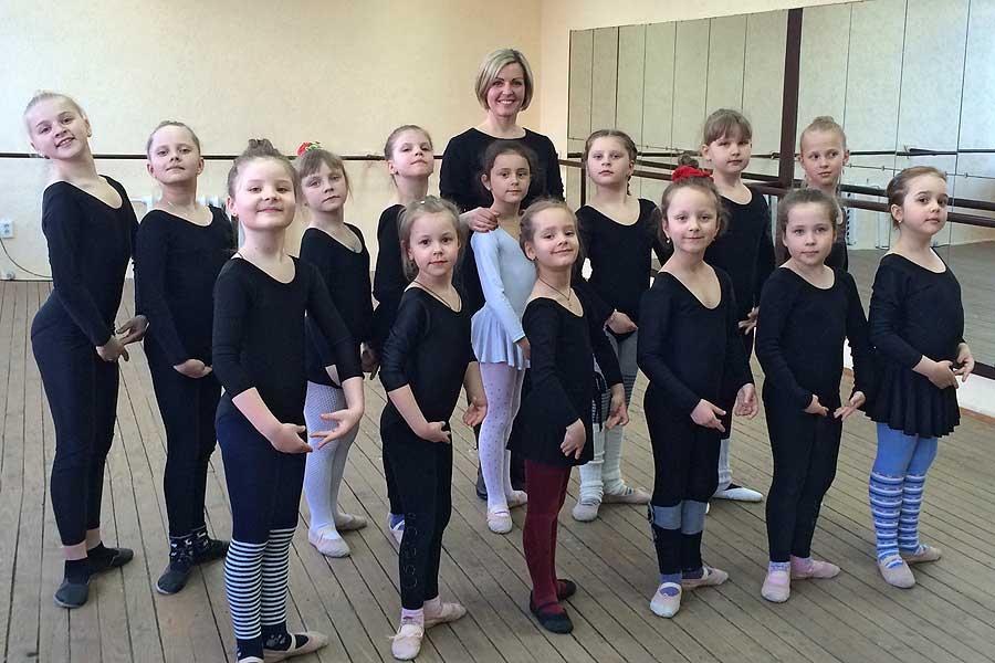 Души исполненный полет: Татьяна Студенцова посвятила себя танцам