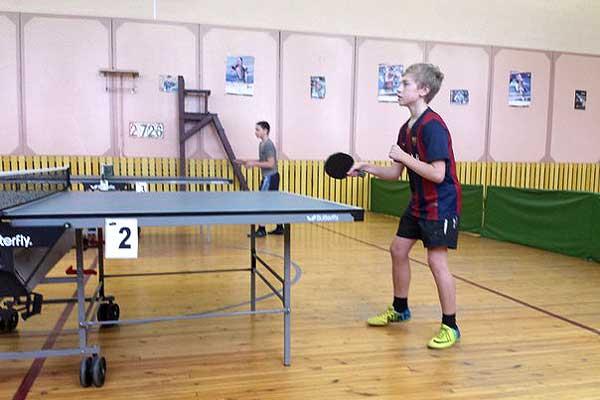 Юные славенские теннисисты завоевали пять из шести наград районного первенства