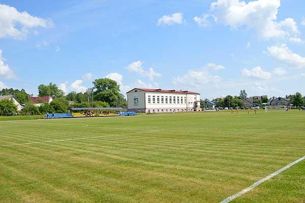 Стадион в Толочине — в числе лучших стадионов области