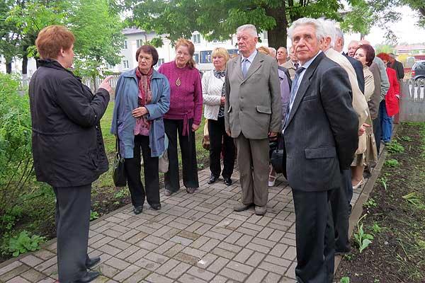 Посещение Толочинщины оставило у ветеранов Витебского облисполкома яркие впечатления