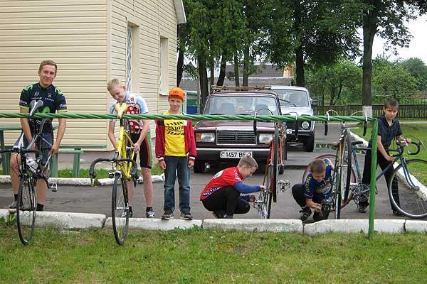 Толочинские велосипедисты пополняют свою копилку наград