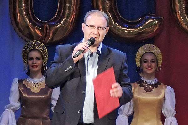 Председатель райисполкома Сергей Егоров: наша цель — создать условия для реализации поставленных задач