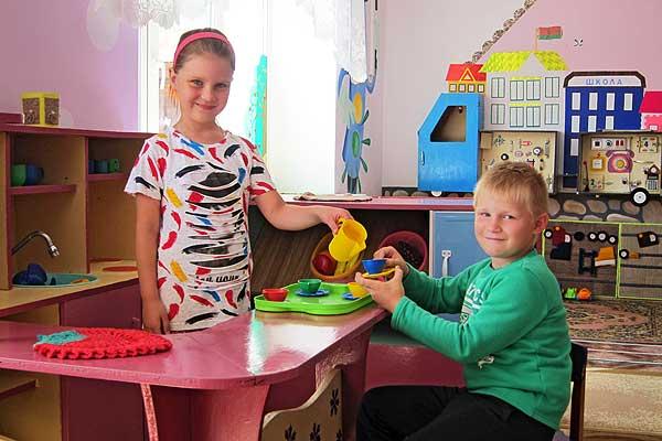 В Славновском детском саду интересные идеи воплощаются в жизнь