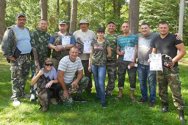 Охотники Толочинского района приурочили к сезону соревнования по стрельбе