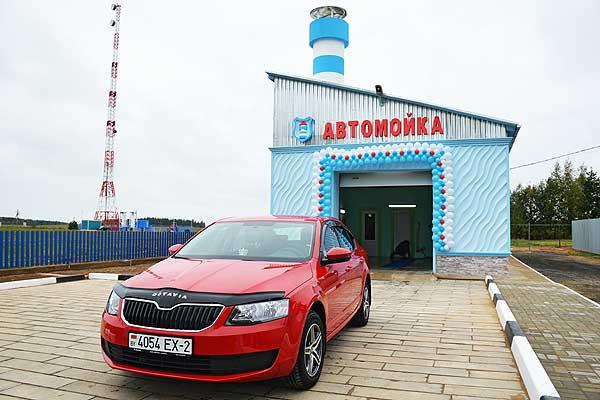 Автомойка «Маяк» в Толочине: ваше чистое авто — наша забота