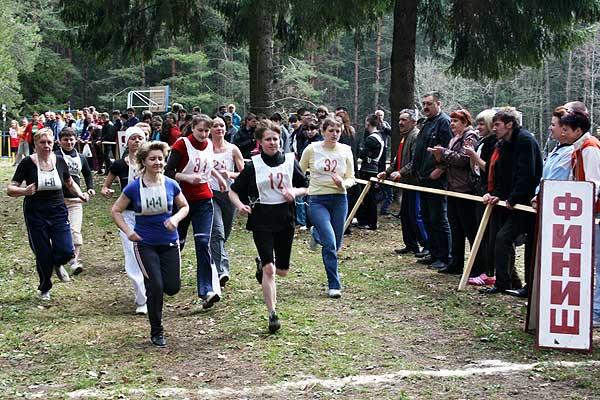 В Загородье посоревнуются легкоатлеты-бегуны