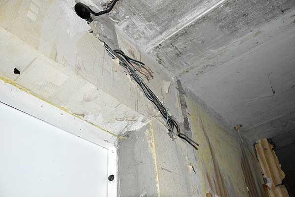 Рейд: оголенные провода и неисправные трубы — предпосылки беды (+фото)