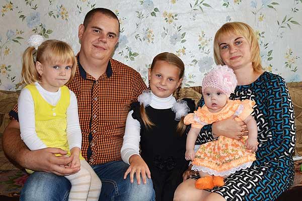 Весь смысл жизни для Людмилы и Павла Боровцов — в детях
